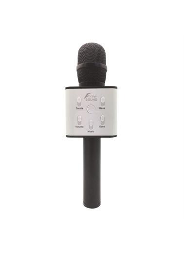 Freesound Fs22 Siyah Karaoke Mikrofon + Parti Topu Siyah